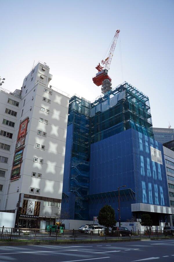 「(仮称)赤坂二丁目計画」 2020.3.21