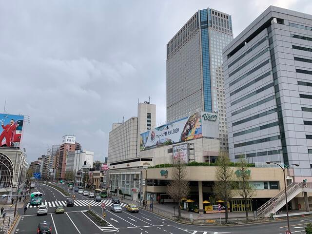 品川駅 2020.4.5
