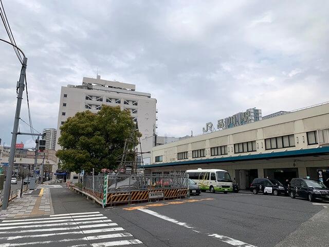 品川駅高輪口 2020.4.5