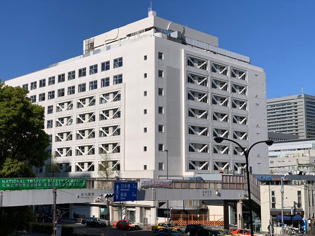 京急第10ビル 2020年4月上旬