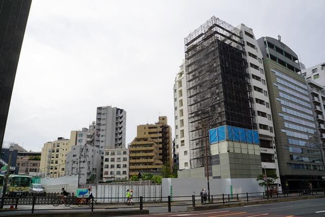 東京三田再開発プロジェクト 2020.5.3