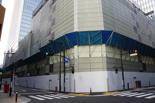 浜松町2丁目再開発 C地区 2020.5.3