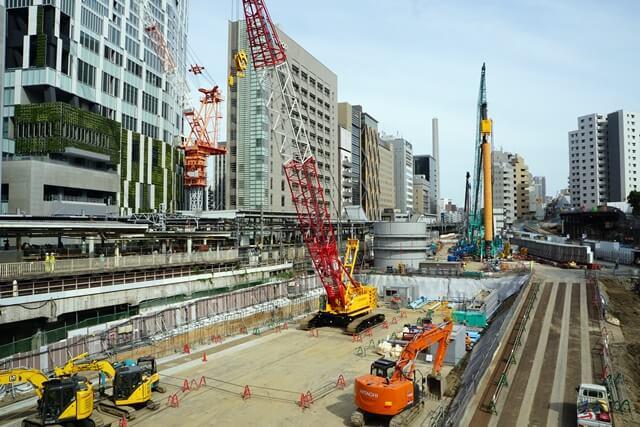 渋谷桜丘口地区第一種市街地再開発事業 2020.5.30