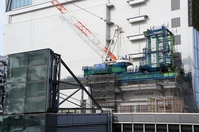 渋谷スクランブルスクエア 2020.5.30