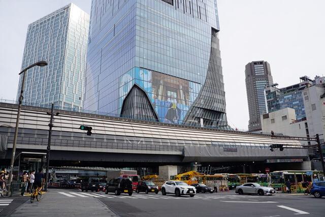 銀座線渋谷駅 2020.5.30
