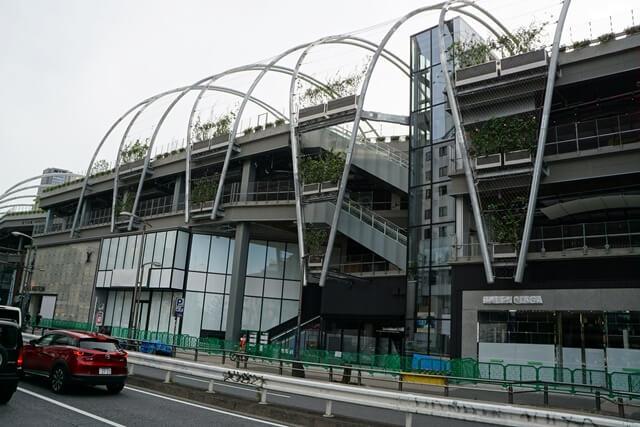 ミヤシタパーク(MIYASHITA PARK) 2020.5.30