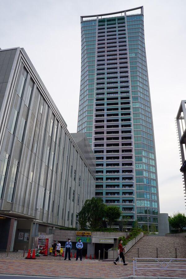 パークコート渋谷 ザ タワー 2020.5.30