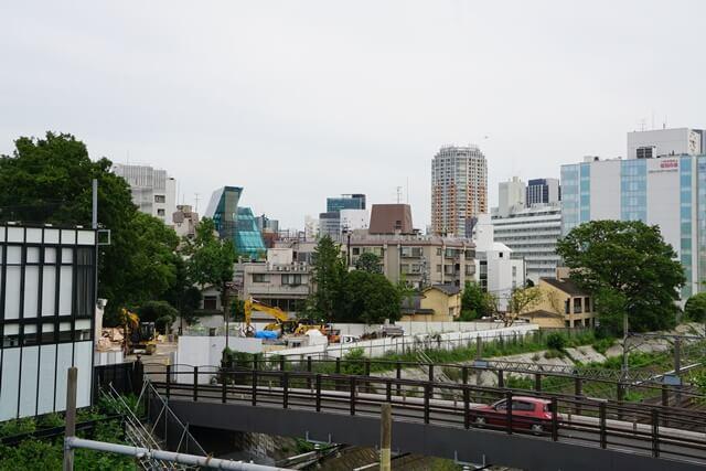 水無橋付近の様子 2020.5.30