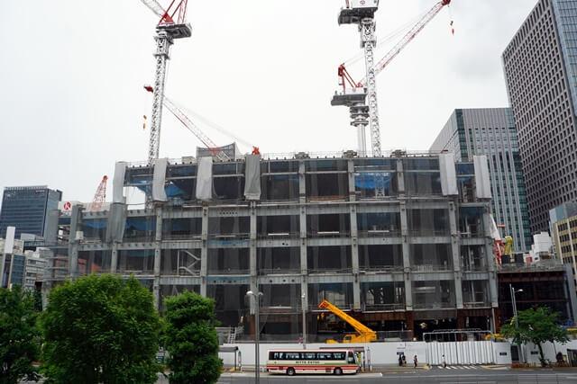 八重洲二丁目北地区市街地再開発 2020.5.31