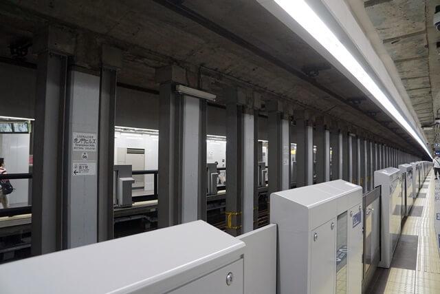 虎ノ門ヒルズ駅 2020.6.6