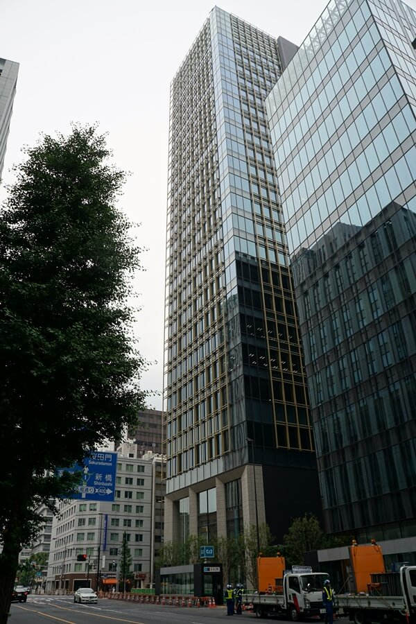 東京虎ノ門グローバルスクエア 2020.6.6