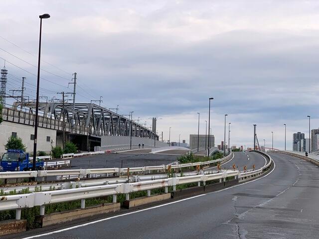 若潮橋架け替え工事 2020.6.20