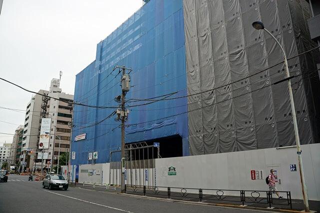 文京ガーデン ノーステラス 2020.6.28