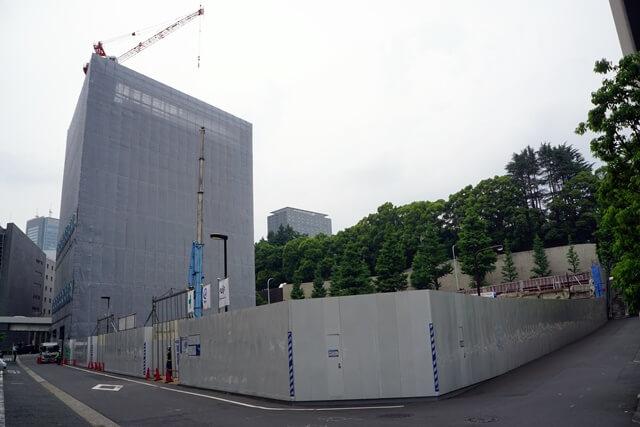 (仮称)損保ジャパン霞が関ビル 2020.6.6