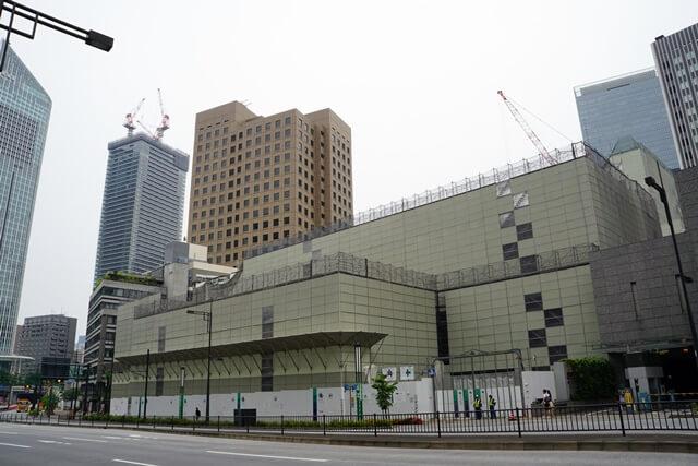 虎ノ門二丁目地区(再)特定業務代行施設建築物建設工事 2020.6.6