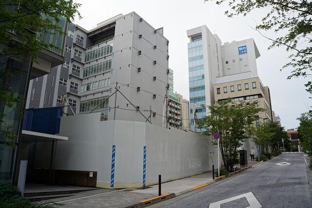 日本大学歯学部新築工事(第2期) 2020.6.28