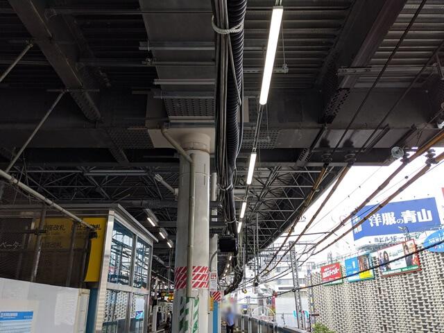 新橋駅 2020.7.5