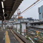 品川駅改良工事 2020.7.24
