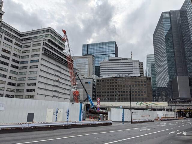 大手町二丁目常盤橋地区第一種市街地再開発事業D棟 2020.7.25