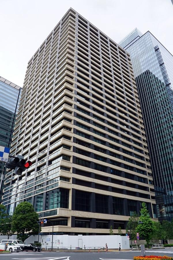 三井物産ビル 2020.7.11
