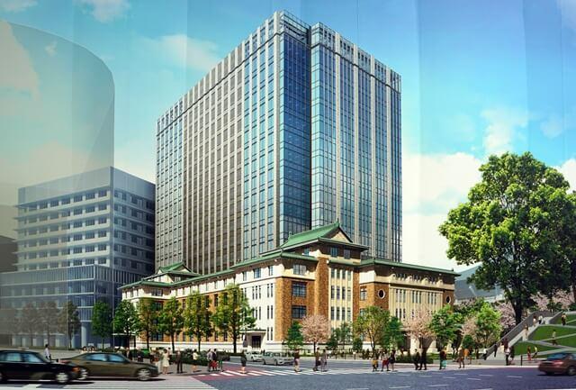 (仮称)九段南一丁目プロジェクト 2020.7.11