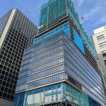 新橋田村町地区市街地再開発事業 2020.8.22