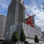 芝五丁目複合施設新築工事 2020年8月上旬