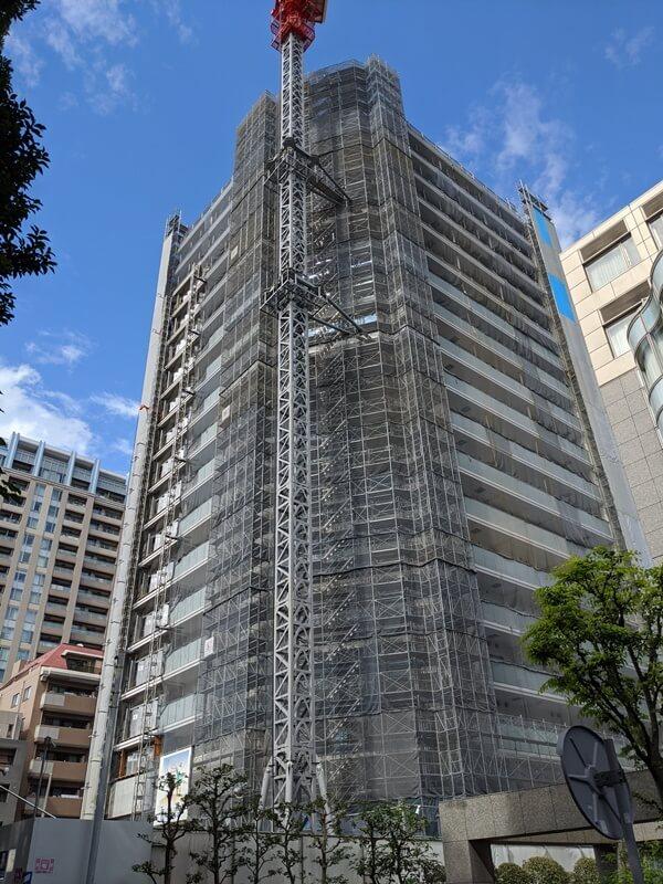 ザ・パークハウス三田タワー 2020年8月上旬