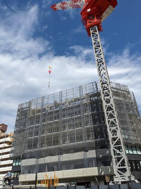 ザ・パークハウス 三田ガーデン レジデンス&タワー 2020年8月上旬