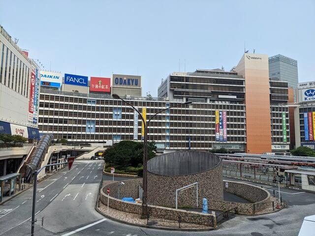 48階260m「都市再生特別地区(新宿駅西口地区)」 2020年8月