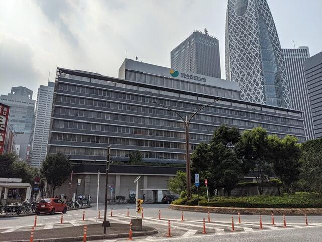 (仮称)西新宿一丁目地区プロジェクト 2020年8月