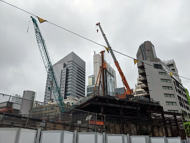 渋谷駅桜丘口地区第一種市街地再開発事業 2020.9.12