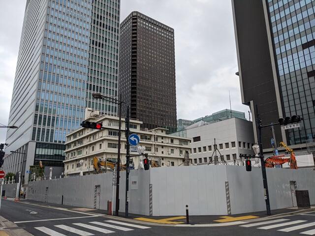 浜松町二丁目地区第一種市街地再開発事業 2020.9.19