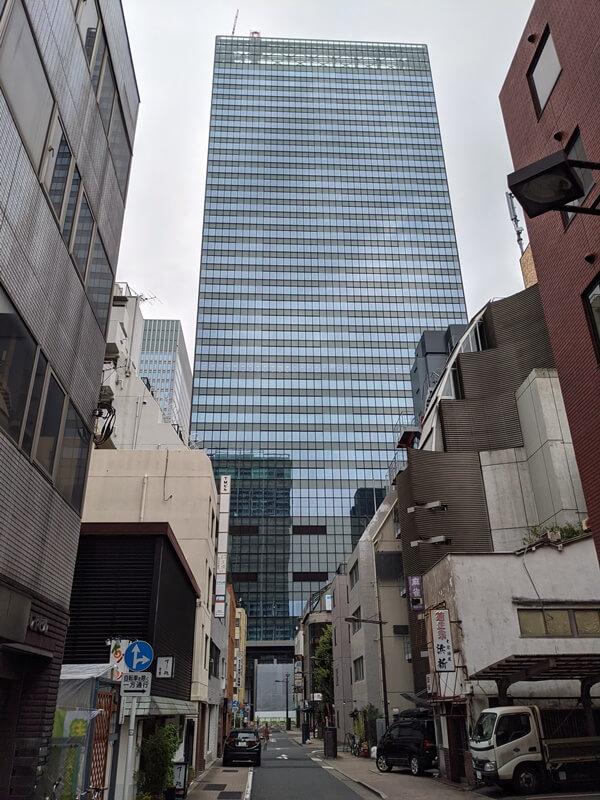世界貿易センタービル 南館 2020.9.19