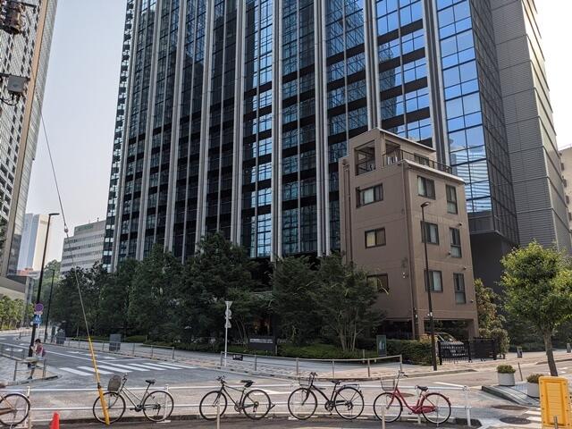住友不動産新宿セントラルパークタワー 2020年8月