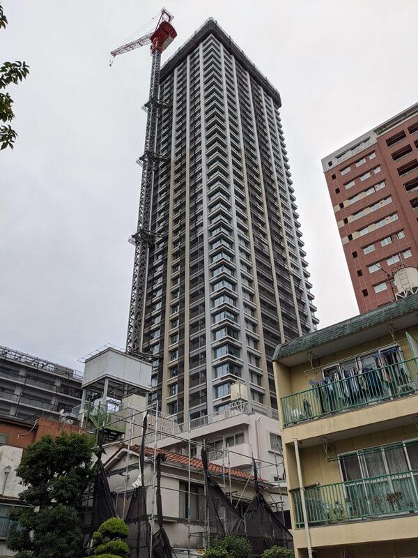 シティタワー武蔵小山 2020.9.22