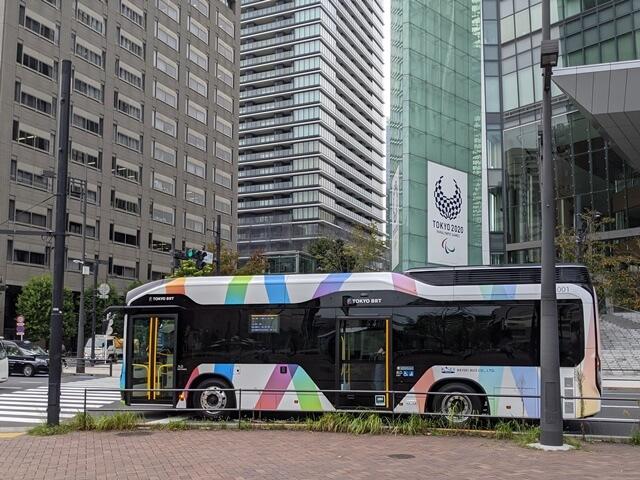 TOKYO BRT 2020.10.3