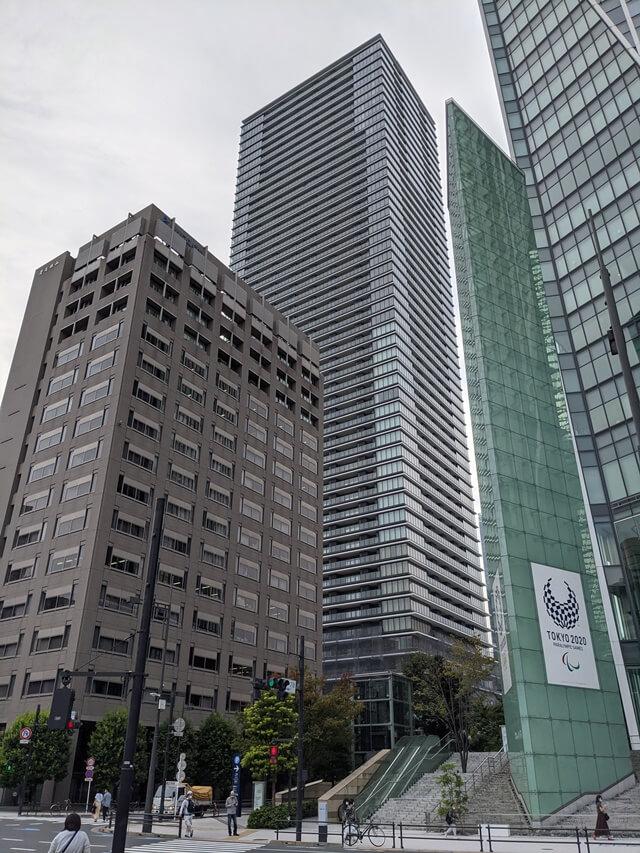 虎ノ門ヒルズ レジデンシャルタワー 2020.10.3