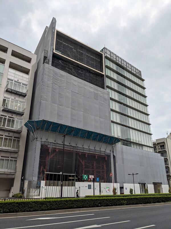 立正大学品川キャンパス 2020.10.4
