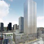 八重洲1丁目東B地区第一種市街地再開発事業 (出典:東京都)