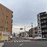 東京都市計画道路 補助第46号線目黒本町五丁目地区 2020.9.22