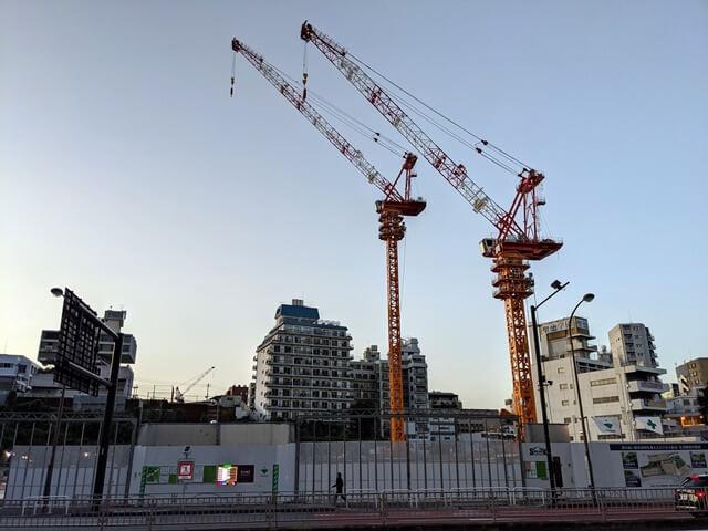 (仮称)三田三・四丁目地区第一種市街地再開発事業 2020.10.31