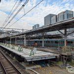 JR品川駅改良工事 2020.11.7