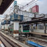 JR渋谷駅改良工事 2020.11.7