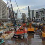 渋谷駅桜丘口地区第一種市街地再開発事業 2020.11.7