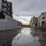 「都市計画道路補助26号線」(三宿二丁目~池尻四丁目) 2020.11.7