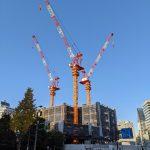 (仮称)三田三・四丁目地区第一種市街地再開発事業 2020.12.6