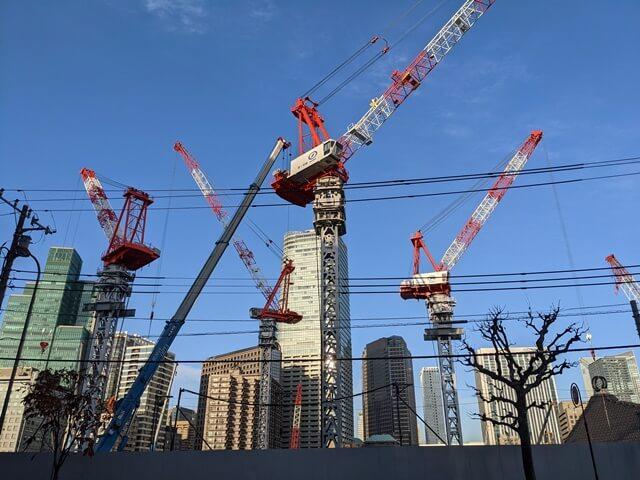 虎ノ門・麻布台地区第一種市街地再開発事業 2020.12.26