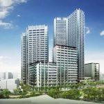 三田小山町西地区第一種市街地再開発事業(出典:三菱地所)