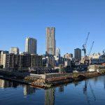 勝どき東地区第一種市街地再開発事業 2021.1.2